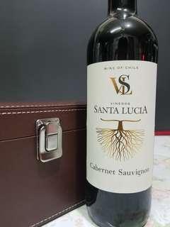平實 Vinedos Santa Lucia Wine