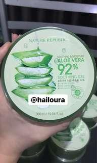 PROMO ORIGINAL Nature Republic Aloe Vera Soothing Gel