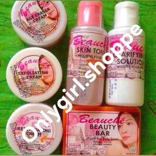 🚚 Authentic beauche set $25 only