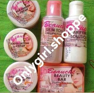 🚚 Beauche Beauty Set