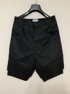 Song for the mute washed oversized short [Made in Australia]