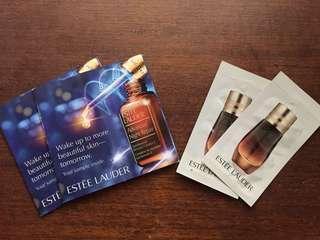 Estée Lauder advanced night repair x4 samples