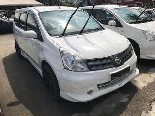 Nissan Grand Livina 1.6