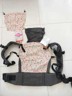 Tula Standard Carrier - wildflowers