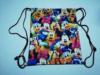 mickey fullprint bag