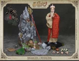 """*MISB* Inflames Toys The 1/6th scale """"Sets Of A Jurney To The West -Tang Monk"""" Collectible Figure"""