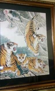 Lukisan murah