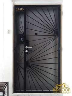 🚚 Resales designer gate and door package