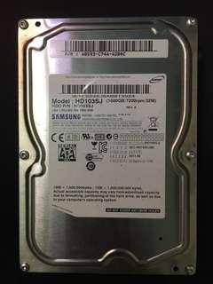 Samsung Desktop Internal Hard Disk 1TB