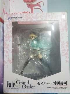 正版Fate/Grand Order 1/7 沖田総司