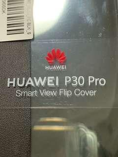 🚚 Huawei P30 Pro Smart View Flip Cover (Authentic)