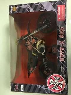 1/6 Moto-X Bike