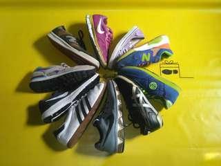 Borongan sepatu murah + bonus 3