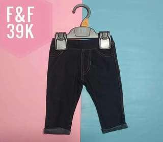 Jegging jeans bayi F&F