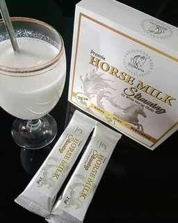 Horse Milk Slimming