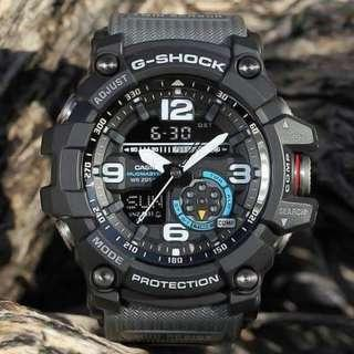 Casio G-Shock GG-1000-1A8 MUDMASTER Watch