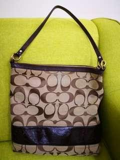 Coach Sling Bag or Office Bag
