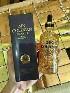 Goldzan Ampoule