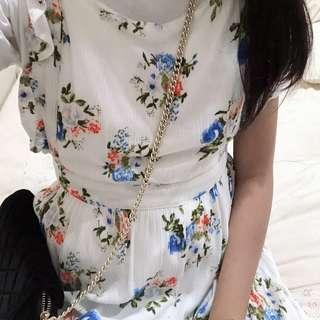 floral jumpsuit ✨ #snapendgame
