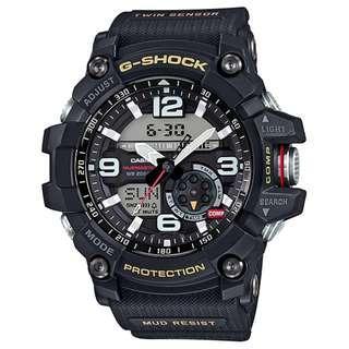 Casio G-Shock GG-1000-1A MUDMASTER Watch