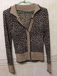 🚚 💥豹紋外套