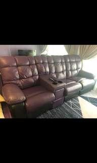🚚 3 seater electric recliner sofa