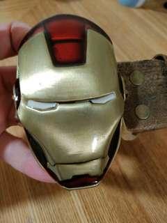 Marvel Iron Man belt