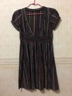 🚚 👚短袖洋裝