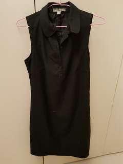 🚚 F21 Black Dress