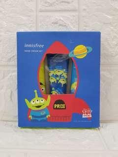 Innisfree x Disney Toy Story Collection Hand cream set 30ml x 3