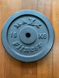 Dumbbell / Barbell Weights For Sale!