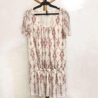 Bershka Boho Summer Dress