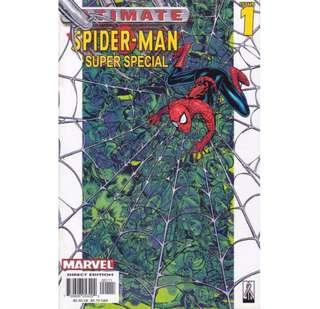 ULTIMATE SPIDER-MAN SUPER SPECIAL #1 (2002) One-shot
