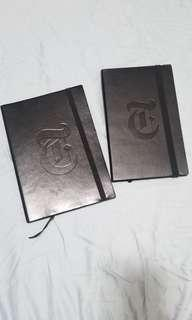 New York Times Notebook NYT