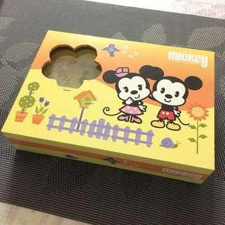 Disney Micky Mouse Music Box 米奇音樂首飾盒