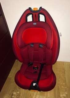 Chicco Gro-Up 123 兒童安全汽車座椅