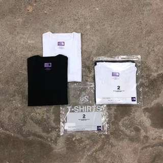 The North Face B&W Pack Tee, All size