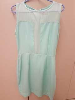 🚚 Mint Green Dress