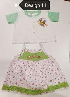Baby Clothes~Mix & Match👗👖(per set)