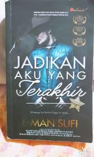 🚚 Malay Novel - Jadikan Aku Yang Terakhir