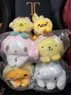 Sanrio Original soft toys