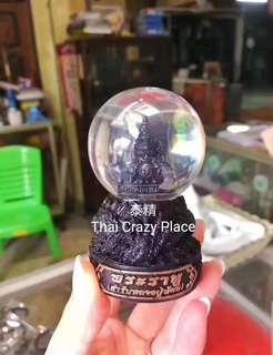拉胡廟 食小人水晶球