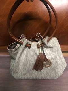 Michael Kors Ring Tote Bag