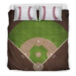 🎁 Baseball Lover Bedding