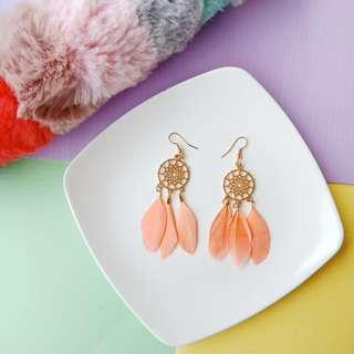 Anting Bangkok / Anting Bulu / Anting Pesta / Anting Murah
