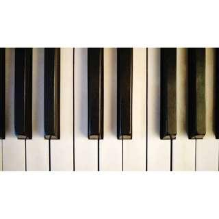 PIANO LESSONS (preferably in the west side)