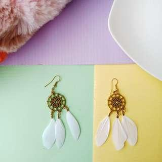 Anting Bangkok / Anting Bulu / Anting Tassel