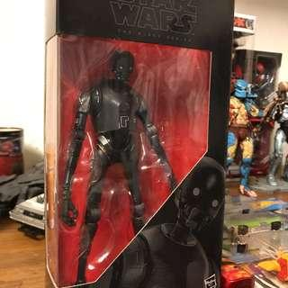 K-2SO STAR WARS HASBRO BLACK SERIES