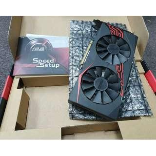 ASUS Expedition Radeon RX 570 4GB GDDR5 for non-stop VR and 4K gaming