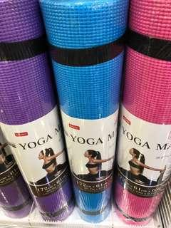 Yoga matt pad large tape 172*61*0.6cm